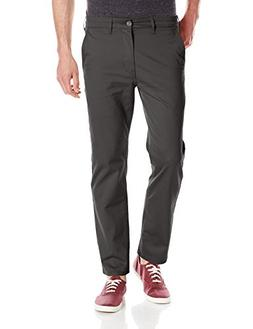 Levi's Men's Straight Chino Pant, Graphite/Stretch Twill, 32