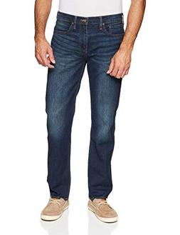 Dockers Men's Straight Fit Jean Cut Denim Pants, Lexington D