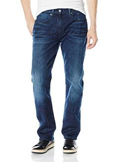 Nautica Men's Straight Fit Jean Pant, Pure Blue Wave Wash, 3