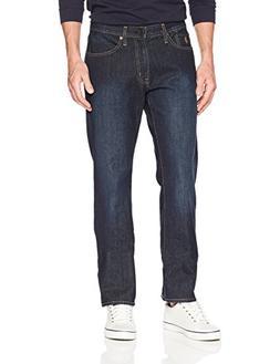 U.S. Polo Assn. Men's Straight Leg Jean, Blue B BKBH, 36Wx30