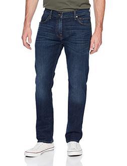 7 For All Mankind Men's The Straight Leg Jean, Mark Lane, 36