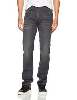 7 For All Mankind Men's Standard Straight Leg Jean, Portland