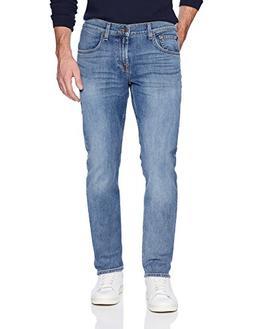 7 For All Mankind Men's Standard Straight-Leg Jean, Toro Riv