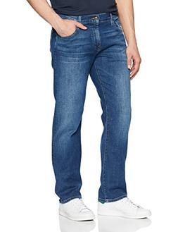 7 For All Mankind Men's Standard Straight-Leg Jean, Oasis, 3
