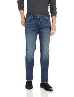 7 For All Mankind Men's Standard Straight Leg Jean, Drifter,