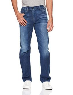 7 For All Mankind Men's The Straight Leg Jean, Recollection,