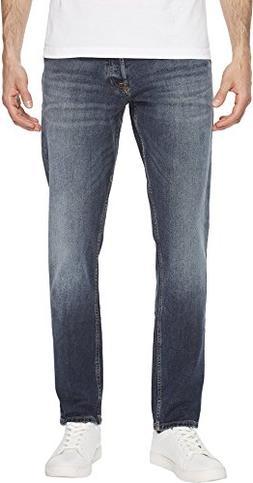 Calvin Klein Jeans Men's Straight Taper Fit, Phoenix Blue, 3