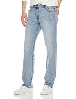 Quality Durables Co. Men's Stretch Cotton Regular Fit Jean L