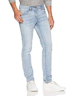 Quality Durables Co. Men's Stretch Cotton Skinny-Fit Jean 34
