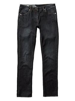 Volcom Men's 2x4 Stretch Denim Jean, Vintage Blue, 28X30