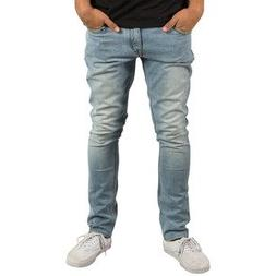 Volcom Men's 2x4 Stretch Denim Jean, ATB, 34