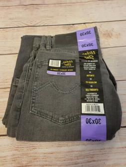 Urban Star Men's Stretch Relaxed Fit Straight Leg Jean. 30X3