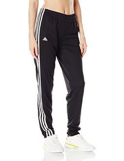 adidas Women's T10 Pants, Black/White, Medium