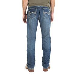 Wrangler Men's Tall Size 20X 42 Vintage Boot Cut Jean, Midla