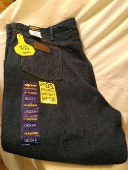 Wrangler Men's Tall Premium Performance Cowboy Cut Jean, Nav