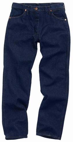Wrangler Men's Tall Original Fit Jean,Prewashed Indigo,38x38