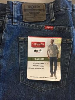 Wrangler - Tall Men's Regular Fit Jeans