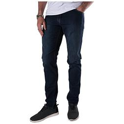 Men's Tall Tapered-Fit Jeans in Blue Steel | American Tall