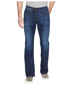 7 For All Mankind Men's Tapered Straight-Leg Jean, Monument,