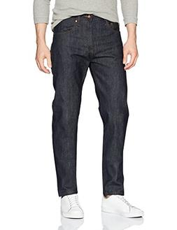 Unbranded* The Brand Men's Ub601-Relaxed Tapered, Indigo, 36