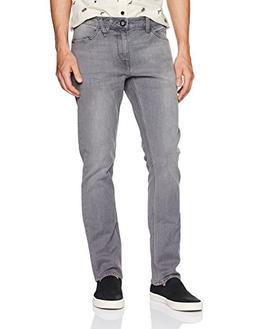 5cc180bab594 Volcom Men s Vorta Slim Fit Stretch Denim Jean