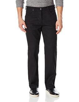 Hudson Jeans Men's Wilde Relaxed Straight Leg Jean, Sinister