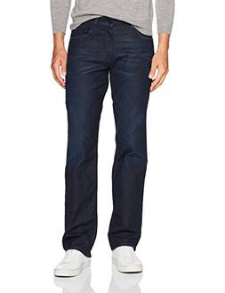 Hudson Jeans Men's Wilde Relaxed Straight Leg Zip Fly, Viral