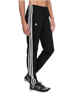 adidas Women's T10 Pants - Black/White - XS - S87551