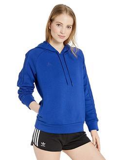 adidas Womens Athletics Essential Cotton Fleece 3 Stripe Pul