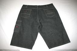Dickies Workwear Black Jean Shorts Men 42 NEW