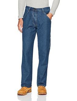 Stanley Men's Workwear Carpenter 5 Pocket Denim Jean, Medium