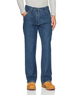 Stanley Men's Workwear Micro Fleece Lined Utility Denim Jean