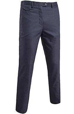 worn casual business slim straight