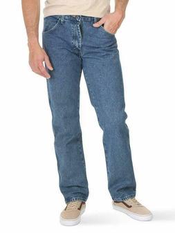 Wrangler Authentics Men's Classic 5-Pocket Regular Fit Cotto