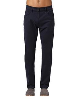 Mavi Men's Zach Regular-Rise Straight-Leg Jeans, Dark Navy T